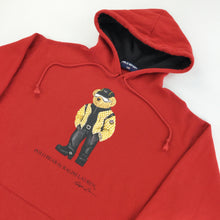 Load image into Gallery viewer, Ralph Lauren 90s Polo Bear Hoodie - XL