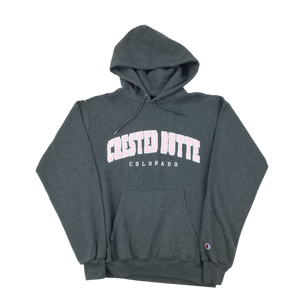 Champion Crested Butte Colorado Hoodie - Small