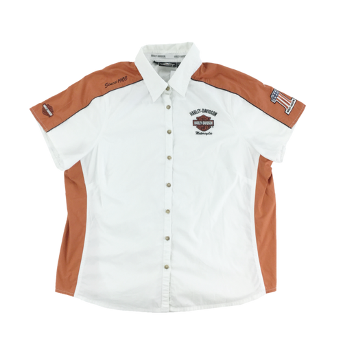 Harley Davidson Shirt - Medium