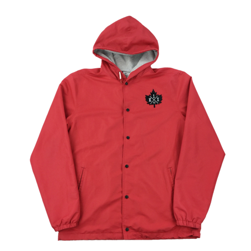 K1X Button Hooded Jacket - XL