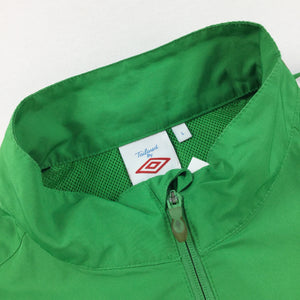 Umbro x Irish Football light Jacket - Large