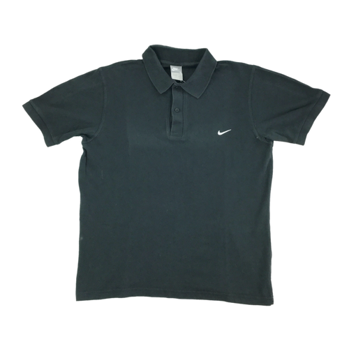 Nike Swoosh Polo Shirt - Large