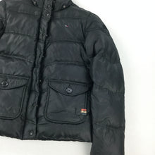 Load image into Gallery viewer, Hilfiger Denim Winter Puffer Jacket - Womans/Small