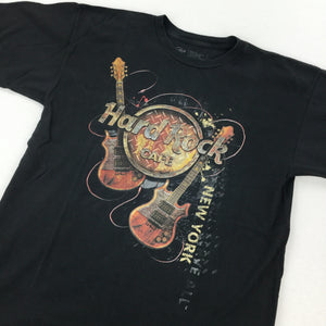 Hard Rock Cafe New York T-Shirt - Medium