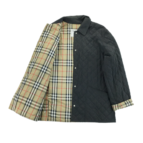 Burberry 90s Padded Jacket - Small