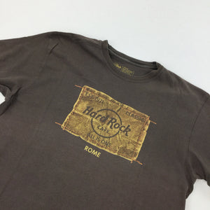 Hard Rock Cafe Roma T-Shirt - Medium