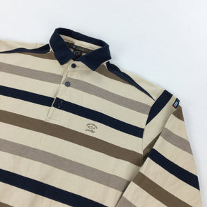 Paul & Shark long Polo Shirt - Large
