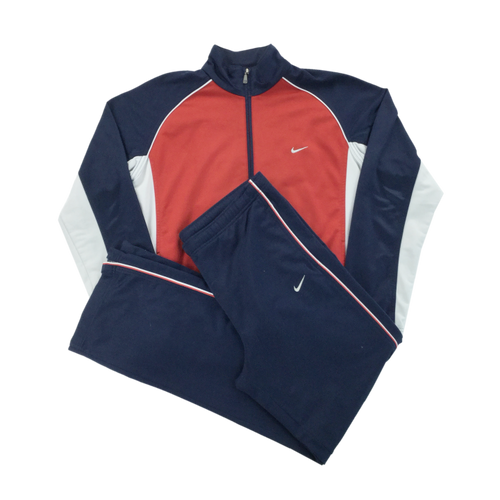 Nike Swoosh USA Tracksuit - Medium