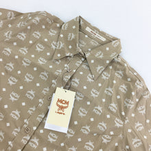 Load image into Gallery viewer, MCM Deadstock Monogram Shirt - Women/Small