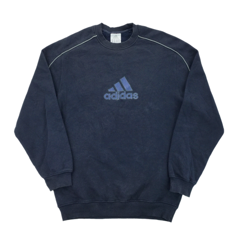 Adidas Big Logo Sweatshirt - Small