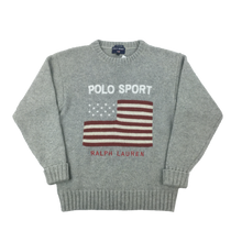 Load image into Gallery viewer, Ralph Lauren Polo Sport Wool Sweatshirt - Large