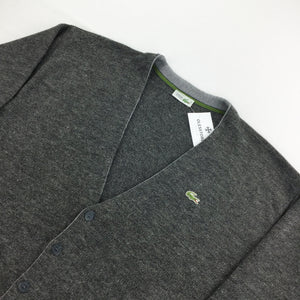 Lacoste 90s Cardigan - Large