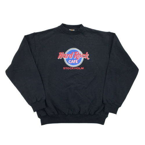 Hard Rock Cafe Stockholm Sweatshirt - Small