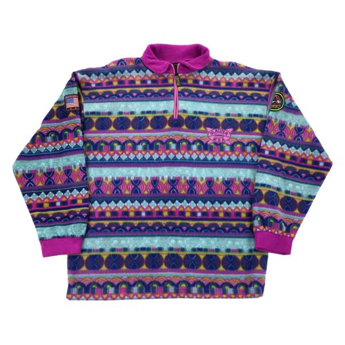 Mauna Kea Crazy Fleece Sweatshirt - XL