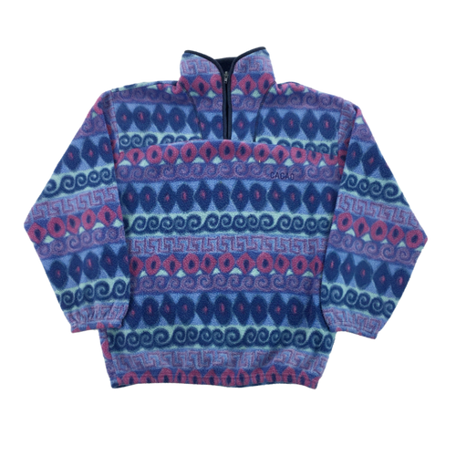 Crazy Fleece Sweatshirt - Small