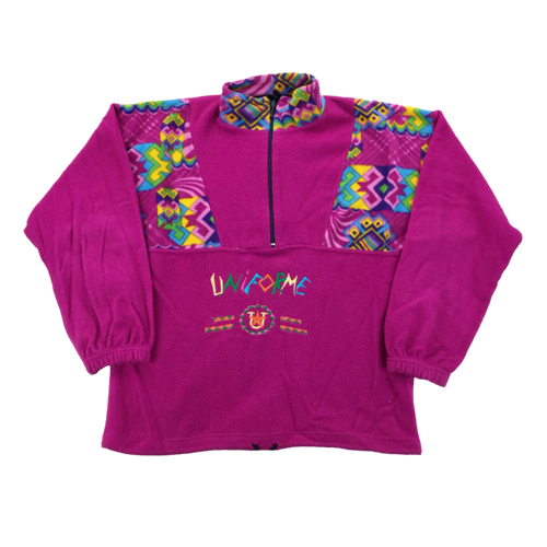 Crazy Fleece Sweatshirt - Medium