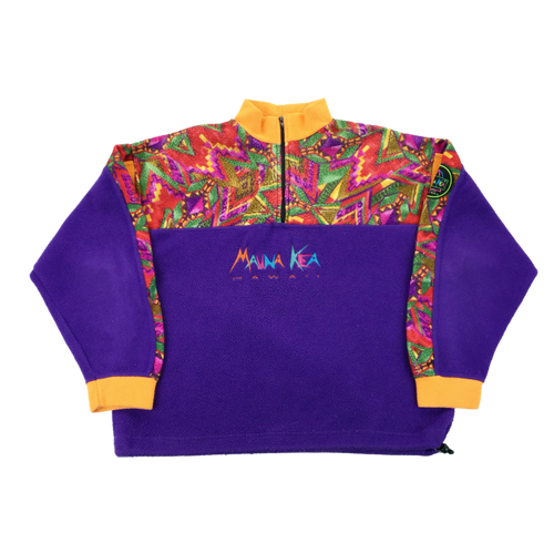 Mauna Kea Crazy Fleece Sweatshirt - Large