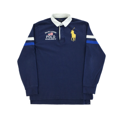 Ralph Lauren long Polo Shirt - Medium
