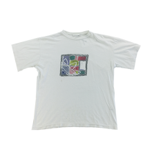 Load image into Gallery viewer, Adidas 80s Graphic T-Shirt - Medium