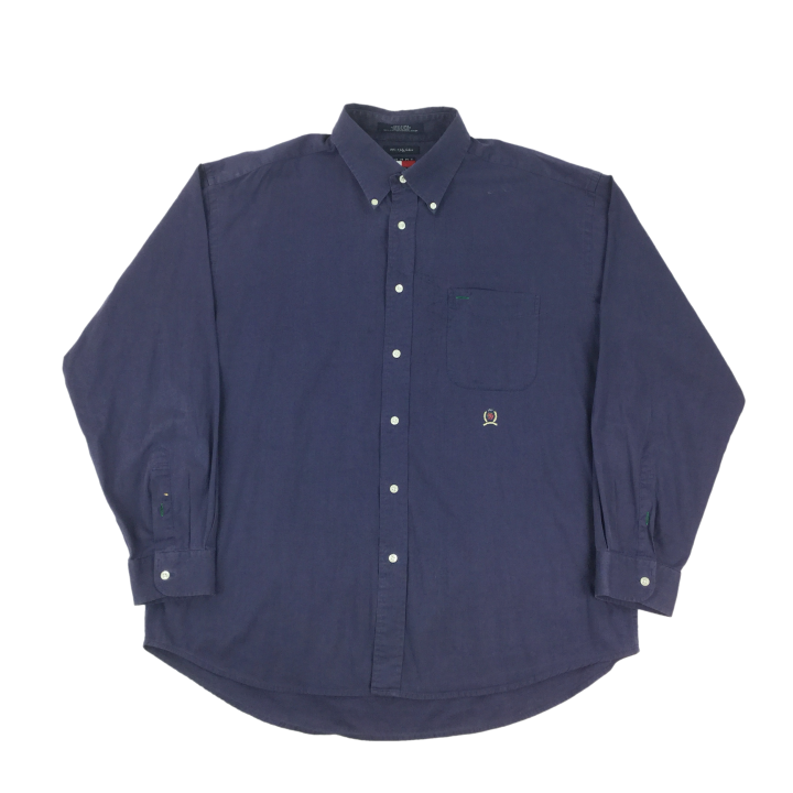 Tommy Hilfiger old logo Shirt - XL