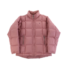 Load image into Gallery viewer, Tommy Hilfiger Winter Puffer Jacket- Women/Small