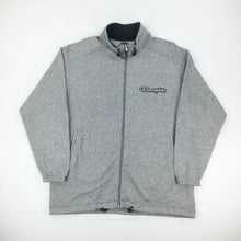 Load image into Gallery viewer, Champion Zip Sweatshirt - Large