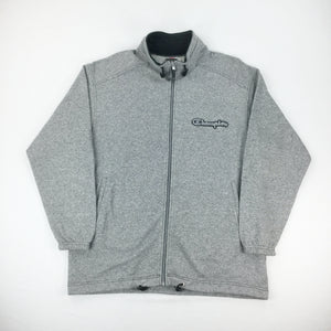 Champion Zip Sweatshirt - Large
