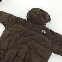 Load image into Gallery viewer, The North Face 550 Hooded Puffer Jacket - Woman/Small