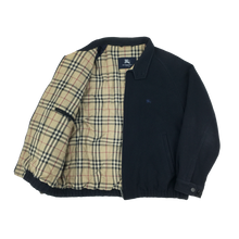 Load image into Gallery viewer, Burberry Wool Harrington Jacket - XL