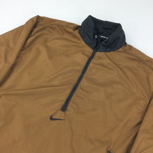 Load image into Gallery viewer, Nike 90's Swoosh 1/2 Zip Jacket - XL