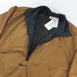Nike 90's Swoosh 1/2 Zip Jacket - XL