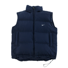 Load image into Gallery viewer, Nike Swoosh Puffer Gilet - Large