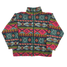 Load image into Gallery viewer, Crazy Fleece Full Zip Sweat - Womans/Medium