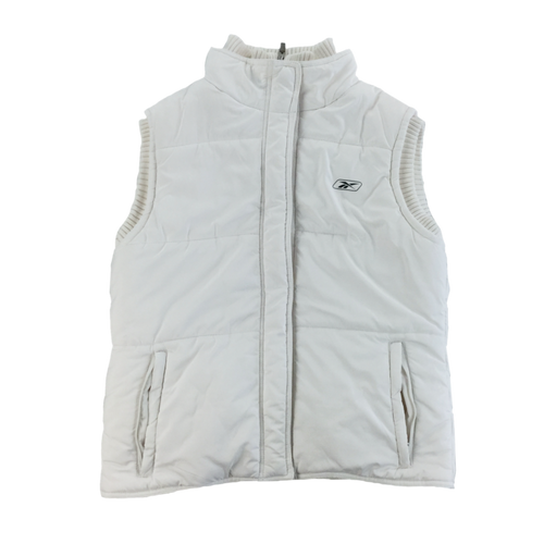 Reebok Puffer Gilet - Woman/Small