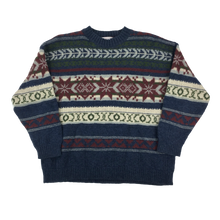 Load image into Gallery viewer, Stefanel Wool Cosby Sweatshirt - Medium