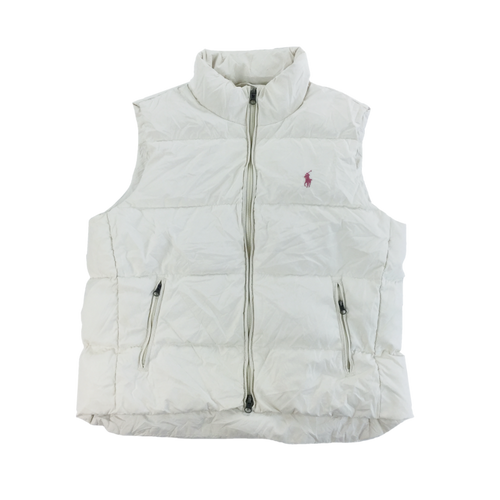 Ralph Lauren Puffer Gilet - Woman/Medium