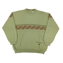 Load image into Gallery viewer, Aztec Cosby Sweatshirt - Large