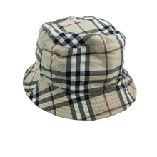 Load image into Gallery viewer, Burberry Reversible Bucket Hat - S/M
