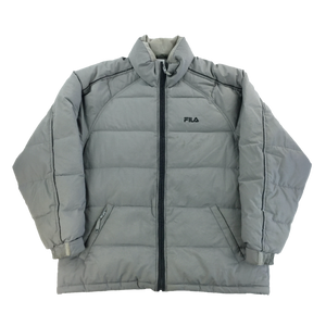 Fila Puffer Jacket - Large