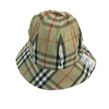 Load image into Gallery viewer, Burberry 90's Reversible Bucket Hat - S/M