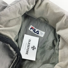 Load image into Gallery viewer, Fila Puffer Jacket - Large