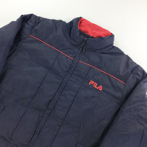 Fila Puffer Jacket - XL