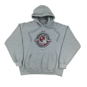 Football 2011 Alabama Champions Hoodie - Large
