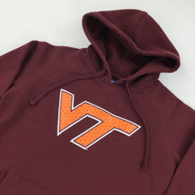 Load image into Gallery viewer, Champion x VT Hoodie - Womans/Medium