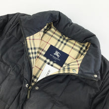 Load image into Gallery viewer, Burberry Puffer Winter Jacket - Small