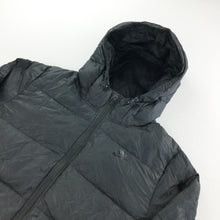 Load image into Gallery viewer, Nike Hooded Winter Puffer Jacket - Medium