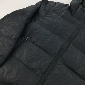 Nike Hooded Winter Puffer Jacket - Medium