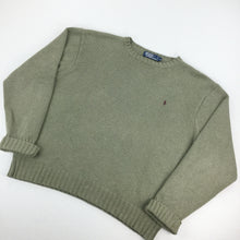 Load image into Gallery viewer, Ralph Lauren Knit Sweatshirt - XL