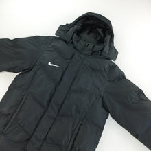 Load image into Gallery viewer, Nike Swoosh Winter Puffer Jacket - Small
