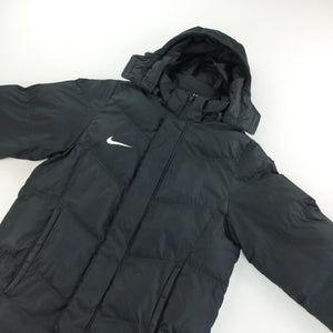 Nike Swoosh Winter Puffer Jacket - Small